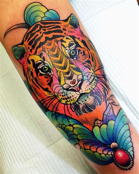 lisa frank tattoos shocrylas colorful tattoos channel frank
