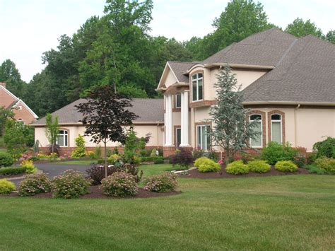house landscape i make this blog front lawn landscaping ideas under trees