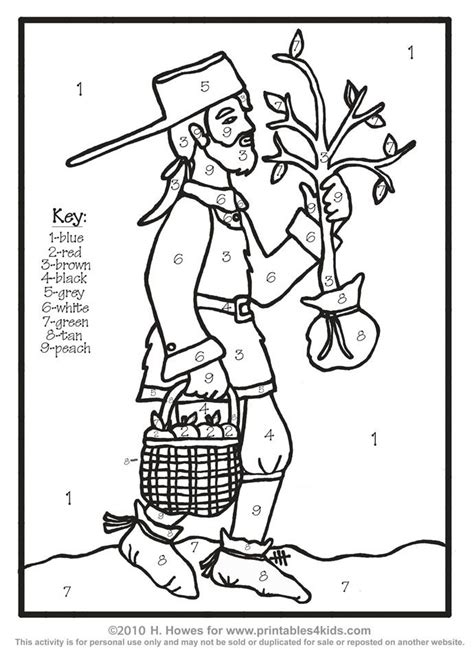 appleseed coloring page johnny appleseed coloring page coloring home
