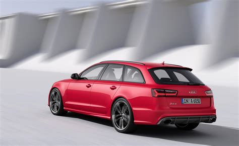 audi wagon 2015 audi reveals 2015 s6 and rs6 avant