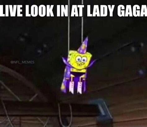 Lady Gaga Memes - 12 lady gaga 2017 superbowl 51 halftime show memes