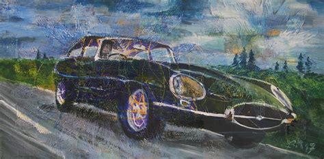 Jaguar Auto Geschwindigkeit by Jaguar E Type Jaguar E Britisch Klassiker Auto