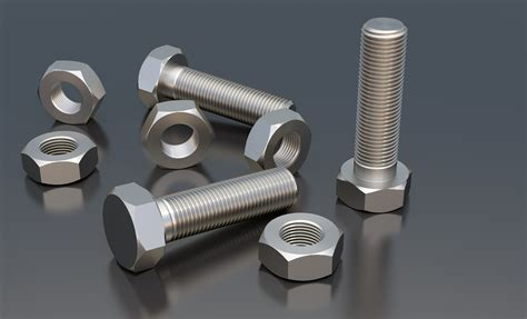 Nuts Bolts stainless steel bolts fasteners supplier manufacturer