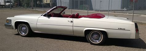 1979 Cadillac Coupe Convertible by 1979 Cadillac Le Cabriolet For Sale Boston Ma
