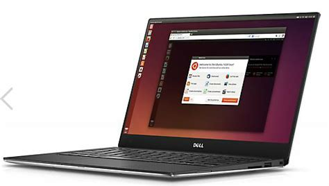 Laptop Dell Ubuntu dell s skylake xps 13 precision workstations now come with ubuntu preinstalled ars technica