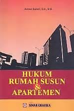Hukum Kepalitan Adrian Sutedi toko buku rahma hukum rumah susun dan apartemen