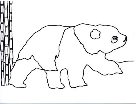 giant panda coloring pages coloring home