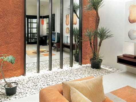 Hiasan Dinding Hiasan Dinding Abstrak Ornamen Rumah Minimalis til lebih stylish dan minimalis dengan taman kering arsitektur arsitektur me