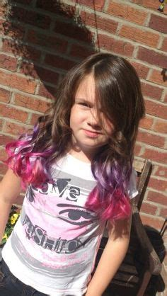 kids with ombre hair 1000 images about dipped hair on pinterest purple dip