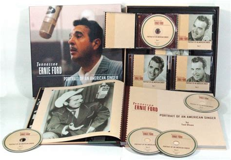 tenn ernie ford tennessee ernie ford box set portrait of an american
