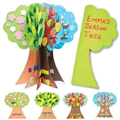 crafts for the classroom best 25 seasons activities ideas on 4 seasons