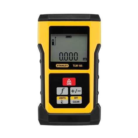 stanley introduces tlm99s laser distance measurer with stanley 50m laser distance measurer bunnings warehouse