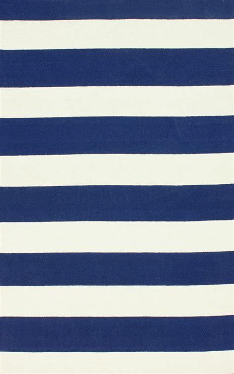 navy striped rug striped rug in navy rosenberryrooms