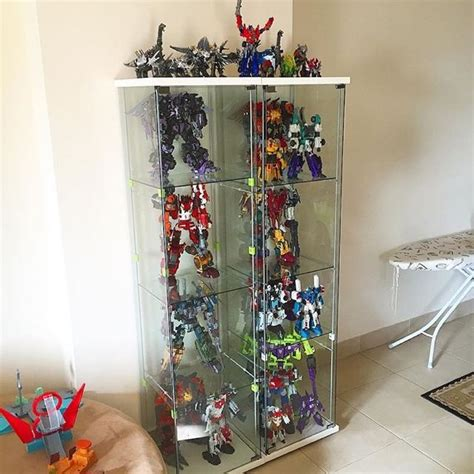 rak kaca detolf glass display cabinet ikea ipoh home