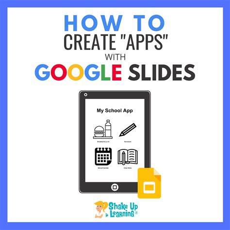 how to create your own blog template how to create your own quot apps quot with slides free