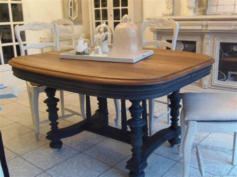 Repeindre Une Table En Bois Vernis by Repeindre Un Meuble En Bois Vernis 14 Relooker Une Table