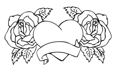 Flower Coloring Pages Printable by New Printable Flower Coloring Pages For Gallery