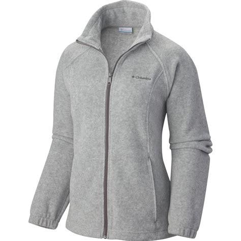 fleece zip jackets columbia benton springs fleece jacket s