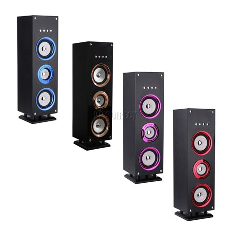 bluetooth tower speaker with the gallery for gt bluetooth tower speakers