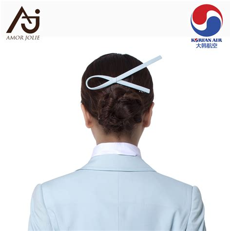 Parfum Korean Hair Clip asiana flight attendants amorjolie big flower hair ornaments hair ornaments top clip hair