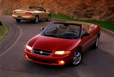 1996 chrysler sebring convertible curbside classic 2002 chrysler sebring lxi fading