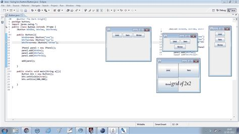 layout manager java eclipse swing i need a basic simple java layout method stack