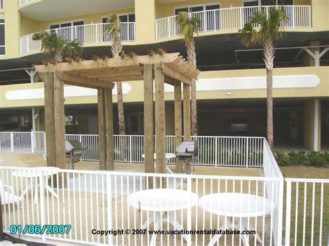Backyard Bbq Panama City Panama City Florida Condo Rental