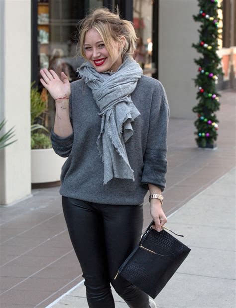 Hilary Duffs Michael Kors Bag by The Many Bags Of Hilary Duff Part Two Purseblog