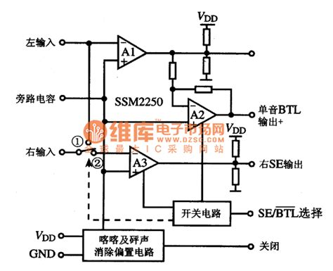 what is the function of an integrated circuit ssm2250 multi function low power lifier integrated circuit lifier circuit circuit