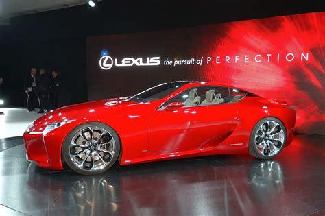lexus concept lf lc lexus lf lc concept returns as gt vision gran turismo