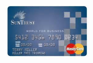suntrust business credit card login business credit cards credit card from suntrust