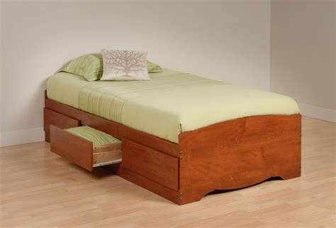 Platform Bed Without Headboard Napa Deluxe Storage Platform Bed With Headboard Ltdonlinestores