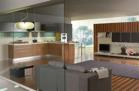 arredare cucina e soggiorno insieme arredamento soggiorno e cucina insieme arredamento