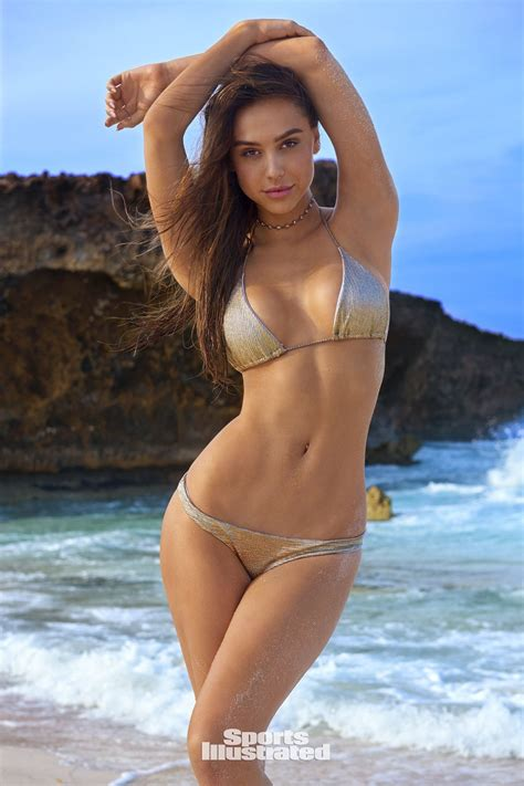 sports illustrated swimsuit 2018 alexis ren in sports illustrated swimsuit 2018 issue hawtcelebs