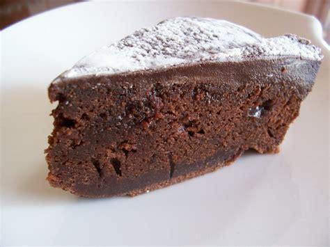 chocolate recetas con un las recetas de la abuela tarta de chocolate