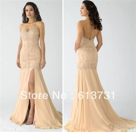 Home Interior Wholesale wholesale nude fabulous mermaid sweetheart evening prom