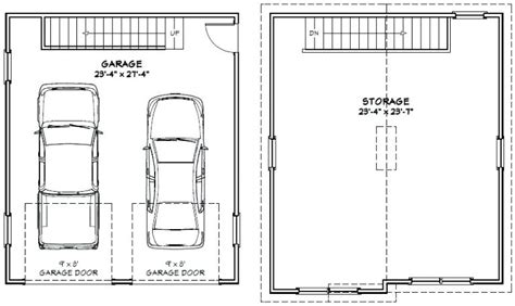 Size Of 2 Car Garage by Size Of Two Car Garage Two Car Garage Door Dimensions