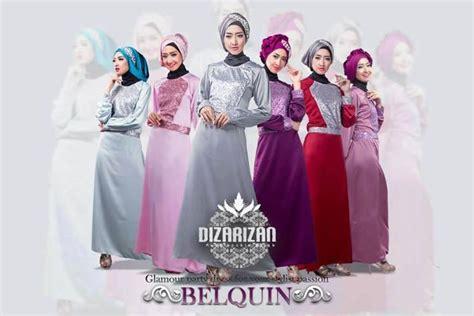 Bsfi Dress Style Houndstooth Dress Lengan Panjang Baju Fashion Wa busana muslim koleksi terbaru