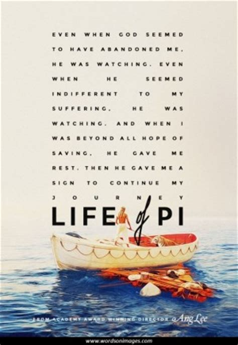 theme quotes life of pi life of pi quotes explained quotesgram