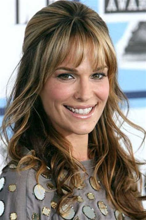 hairstyles with highlights and bangs 30 hairstyles for curly hair with bangs long hairstyles