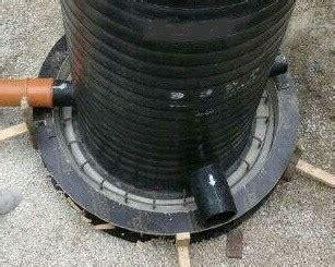 Kaos Krah High Beam krah net method for installation of pehd manholes