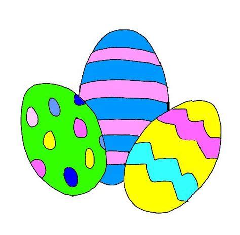 easter egg cartoon clipart best