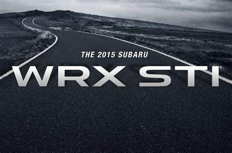 wrx subaru logo 2015 subaru wrx sti logo photo 5