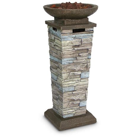 Bond Manufacturing Newcastle Tabletop Outdoor Propane Outdoor Tabletop Patio Heater