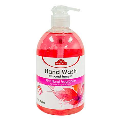 Bibit Parfum Laundry Amaris Wash 500ml aeon topvalu malaysia products health care personal care wash pink floral