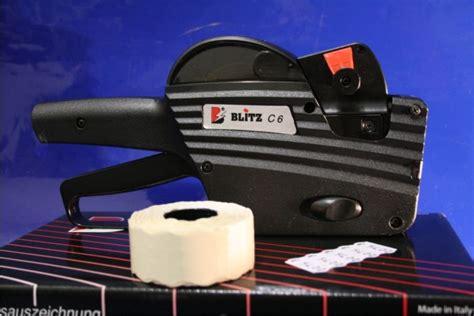 shop equipment price guns label price gun blitz c20 blitz c20