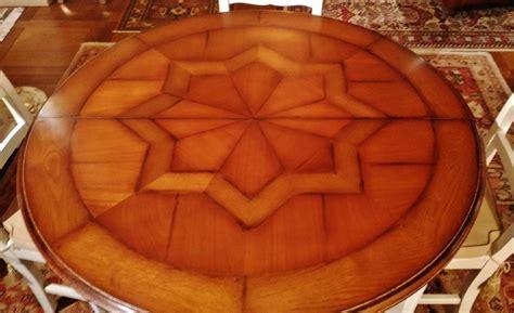 tavolo ovalino allungabile tavolo ovalino allungabile piano intarsiato in offerta al