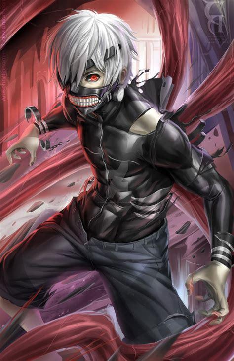 imagenes anime fanart kaneki fanart by christianamiel21 on deviantart