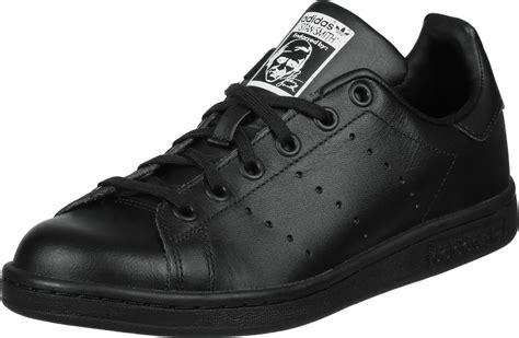 Adidas Stan Smith 3 adidas stan smith j w scarpa nero
