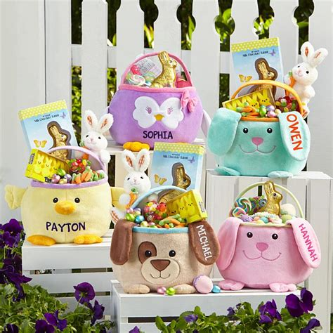 easter gifts personalized easter baskets for kids at personal creations